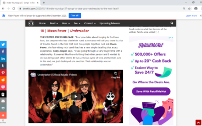 Tinnitist Blog – Undertaker featured!